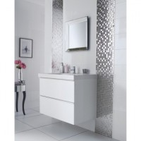 Intermatex Elegance Luxury Silver mozaik